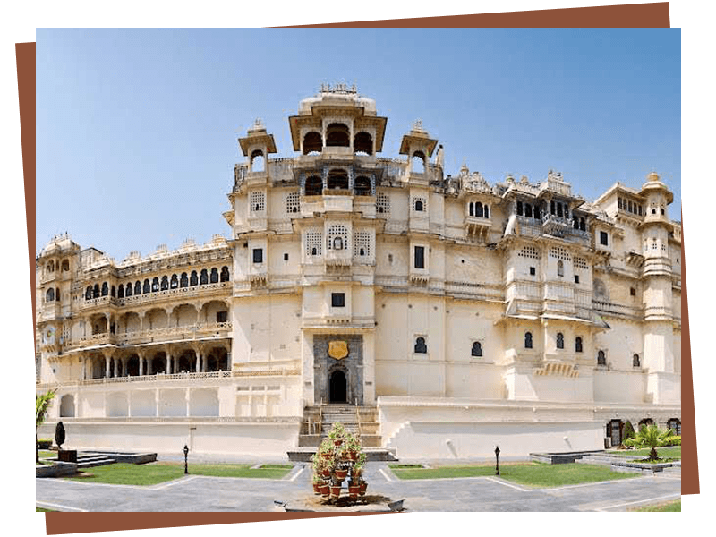 City Palace Complex And Museums Udaipur