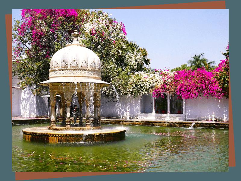 Sahelion Ki Bari Udaipur