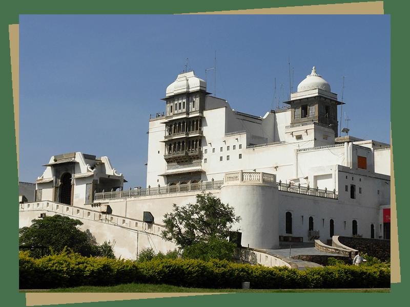 Sajjan Garh Udaipur